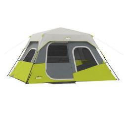 CORE 6 Person Instant Cabin Tent - 11 x 9  Fast Shipping