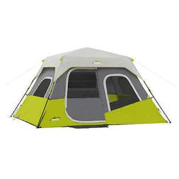 CORE 6-Person Instant Cabin Tent, Camping, Instant 60-Second