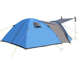 Wnnideo Dome Tent Ultralight Quick Easy Set Up Tent with Ext