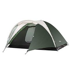 SEMOO Camping Tent 3-4 Person 4-Season Double Layer Lightwei