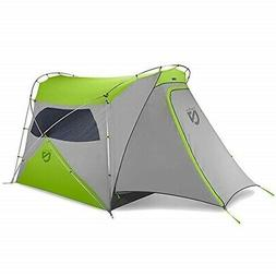 Nemo Equipment, Inc. Wagontop 4P Shelter, Gray/Green 4-perso