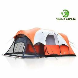 Family Camping Tents 6 Person With Screen Room Cabin Design
