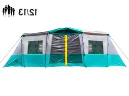 Americ Empire Family Tents for Camping 3 Room  14-13-12 Pers