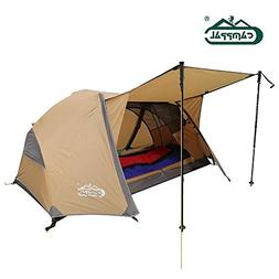 Camppal Professional Four Seasons Montain Tent for Two Perso