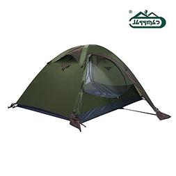 Camppal Professional Four Seasons Mountain Tent for Two Pers