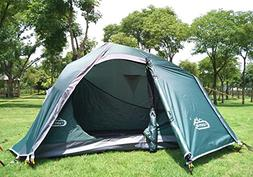 Camppal Professional Four Seasons Mountain Tent for 1 Single