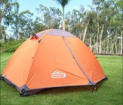 Camppal Professional four seasons mountaineering tent for 2
