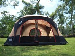 Camppal Frame cabin big family tent for group & family outdo