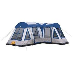 Tahoe Gear Gateway 12-Person Deluxe Cabin Family Camping Ten