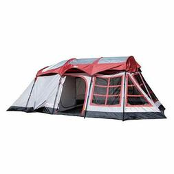 Tahoe Gear Glacier 14 Person 3-Season Family Cabin Tent