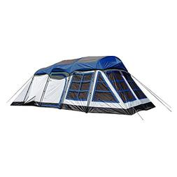 "Tahoe Gear Glacier 20 x 12"" 14-Person 3-Season Family Cabin"