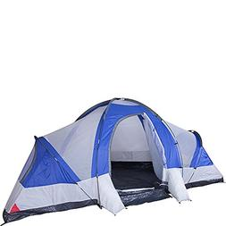 Stansport Grand 18 3-Room Tent, 10 x 18-Feet