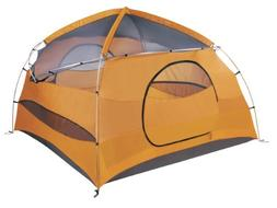 Marmot Halo 4-Persons Tent, Orange, One