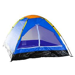 2-Person Tent, Dome Tents for Camping with Carry Bag by Wake