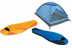 Alpinizmo High Peak USA Extreme Pak 0F & Latitude 20F Sleepi