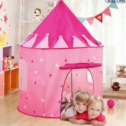 Hot Princess Castle Play House Large Indoor/Outdoor Kid Play