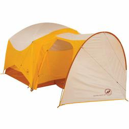 Big Agnes Vestibule, Big House 6 DLX, 6 Person, Gold/White