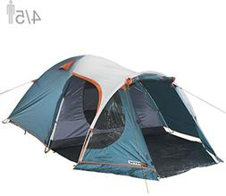 NTK INDY GT 4 to 5 Person 12.2 by 8 Foot Outdoor Dome Family
