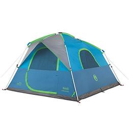 Coleman Instant Cabin 6-Person Double-Hub Camping Tent