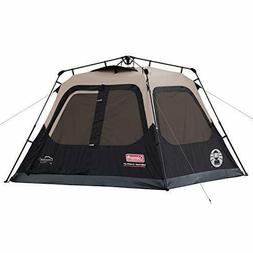 Coleman Instant Cabin Tent 4 Person Camping Family Easy Set