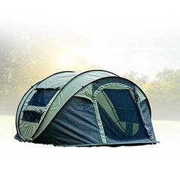 FiveJoy Instant Popup Camping Tent  - NO Assembly Required -