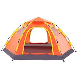 Wnnideo Instant Pop Up Family Tent Automatic Outdoor Sports