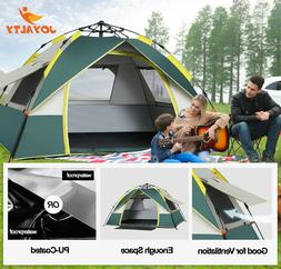Joyalty 2-3 Person Tent for Camping, Instant Pop Up Tents fo