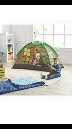 Ozark Trail Kids 3ft x 5ft Indoor Play Tent with Cabin Print