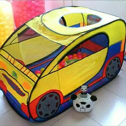 Kids Car Play Tent Indoor Play House Outdoor Popular Camping