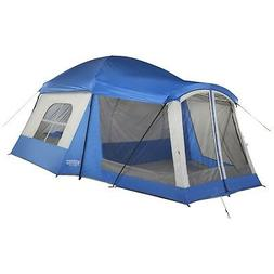 Wenzel Klondike 8 Person Tent - Blue 36424B