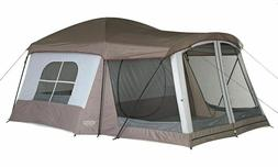Wenzel Klondike Tent 8 Person Family Camping Sleeping Hike T