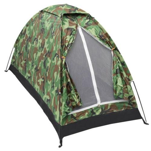 1 Tent Outdoor Folding Camouflage