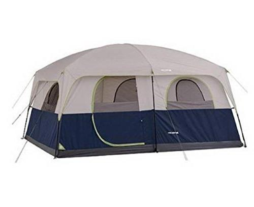 10 person tent 2 rooms