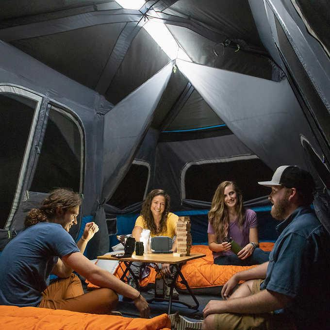 CORE 12 Person Cabin with LED Lighting System