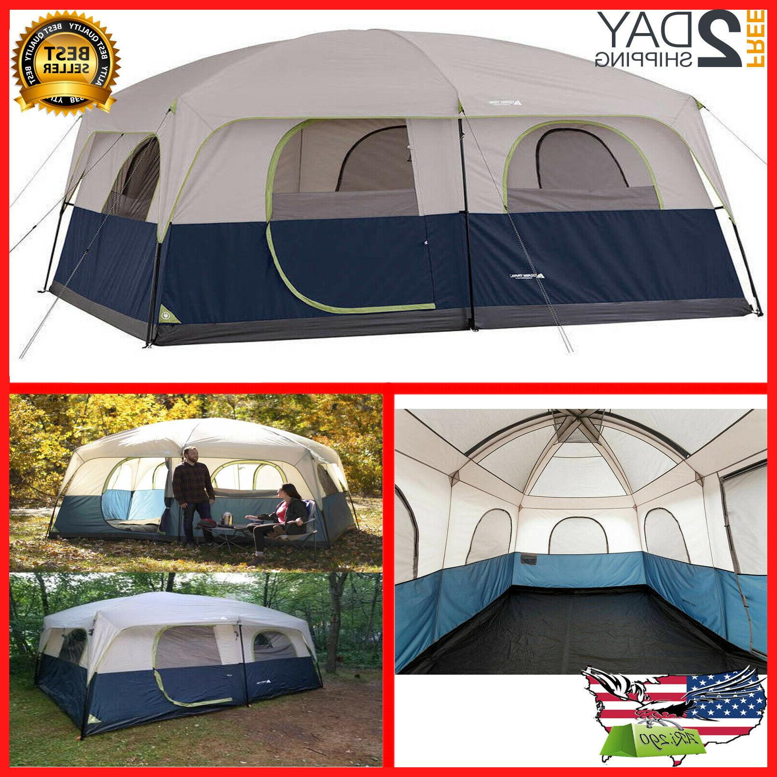 14 x 10 family cabin tent 10
