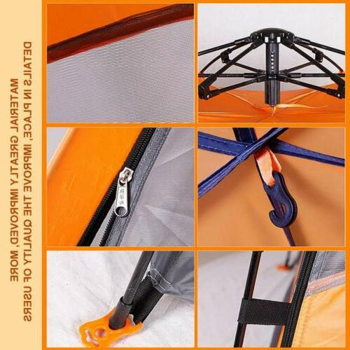 2-3 Person Camping Tent Automatic Pop Tents