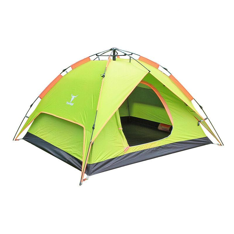 2-3 Person Camping 4 Backpacking Automatic