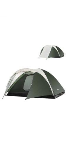 SEMOO 2-3 Person Dome Family Camping Tent Waterproof and Con