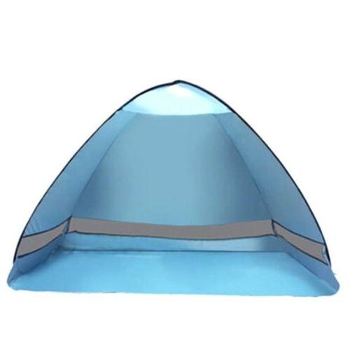 2-3 Beach Camping Tent Sun Shade Shelter