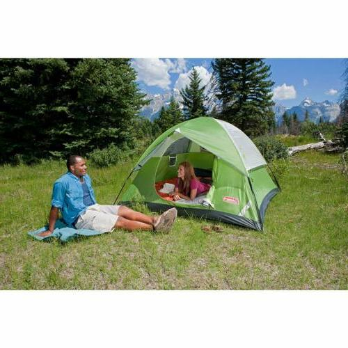 2 Sundome Tent GREEN Outdoor Recreation Product
