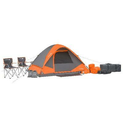 22 piece camping tent combo
