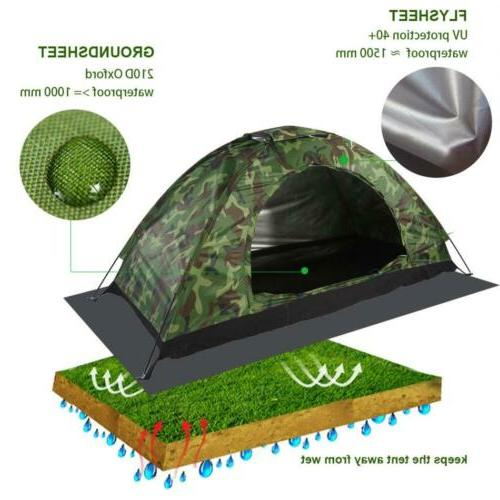 Camping Camouflage 1-4 w/ Net
