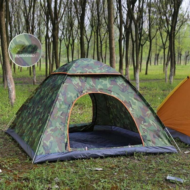 Camping Tent Automatic Waterproof Tent