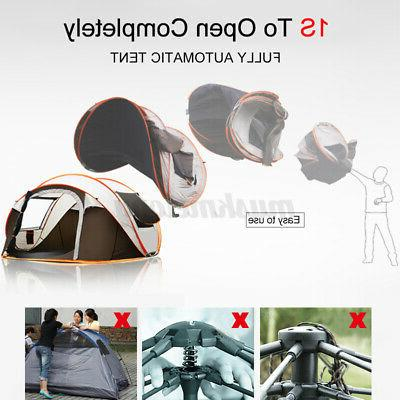 3 IN 1 UV Resistance Outdoor Easy Sun Shelters