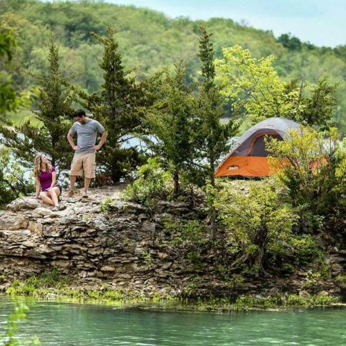 CORE Dome Tent Hiking