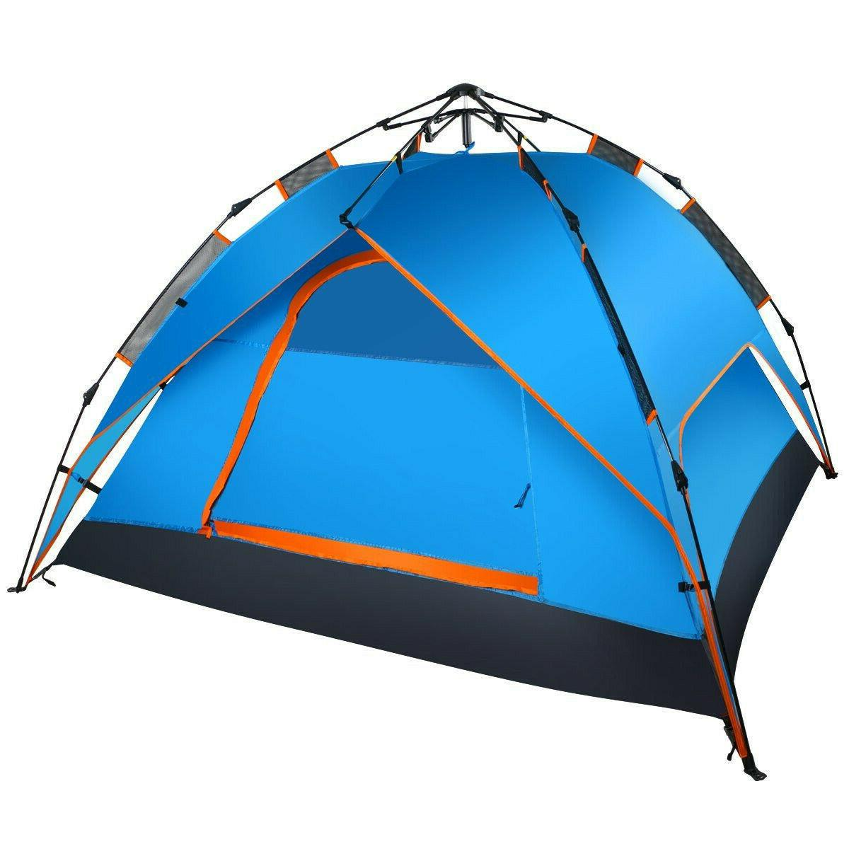 3 Person Pop Up Beach Tent Tent