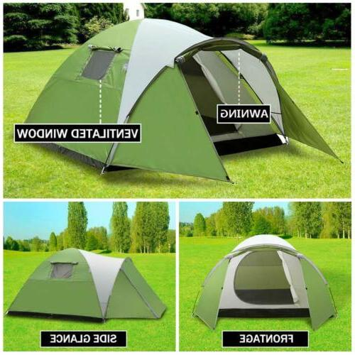 4 Family Dome Layer Lightweight