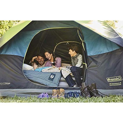 Coleman 4-Person Dark Room Sundome