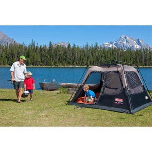 Coleman with Setup | Cabin Tent for Sets Up Seconds
