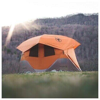 4 person pop tent camping